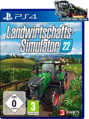 PS4 - Landwirtschafts Simulator 22 (D)