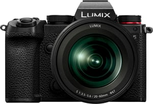 Lumix DC-S5 + 20–60mm F3.5–5.6