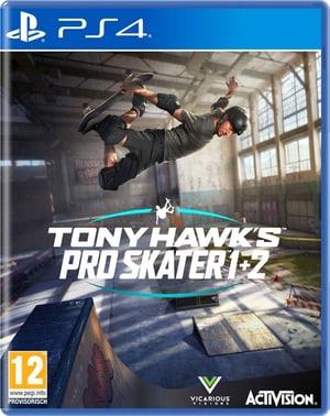 PS4 - Tony Hawk`s Pro Skater 1&2 D