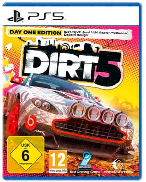 PS5 - DiRT 5 Day One Edition D