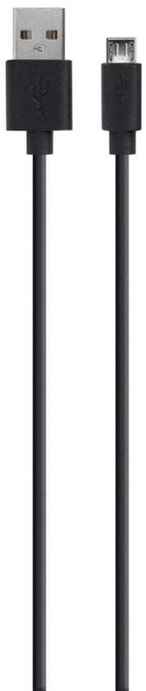 Charge/SyncMicroUSB 1m noir