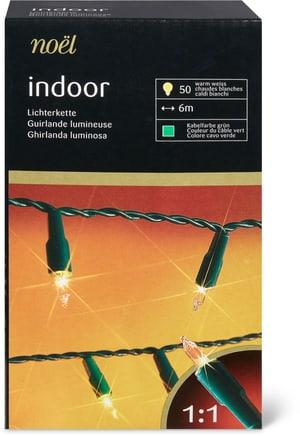 Indoor Lichterkette, 600cm