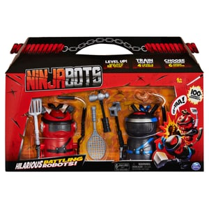 Ninja Bots Double Pack