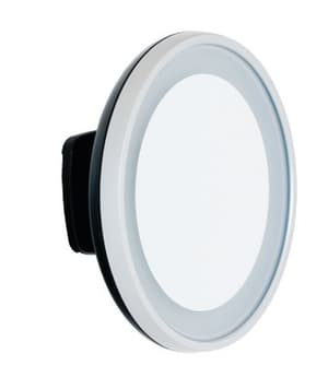 Specchio cosmetica et Tesa Powerstrips