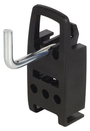 Lochwand-Einzelhaken 30 mm 5 Stk. 6091