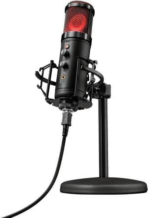 GXT 256 Exxo USB Microfono streaming
