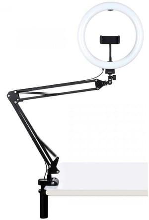 Lampe annulaire de bureau 26 cm