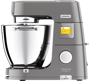 Titanium Chef Patissier XL KWL90.004SI