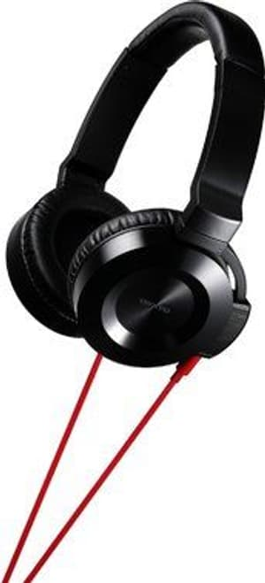 Onkyo ES-FC300 On-Ear Kopfhörer schwarz-
