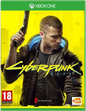 Xbox One - Cyberpunk 2077 - Day 1 Edition