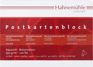 Hahnemühle Bloc cartes postales