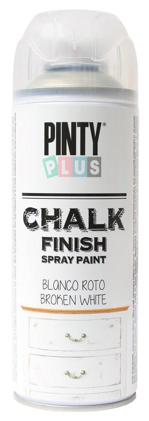 Chalk Paint Spray Broken White