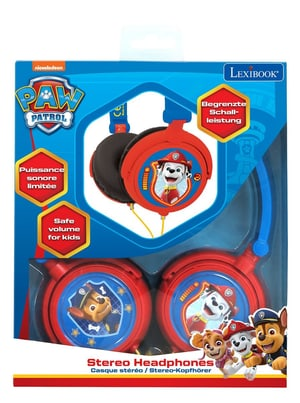 Paw Patrol Chase Stereo Headphones