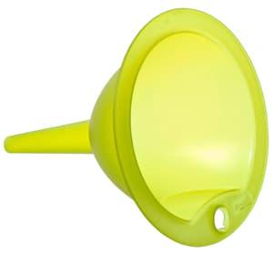 VULCANO Kleiner Trichter, Kunststoff (PP) BPA-frei, grün