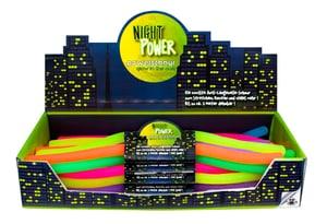 Power Schnur Glow in the dark