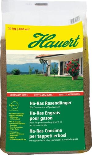 Ha-Ras Concime per tappeti, 20 kg