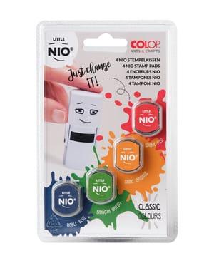 Tampons encreurs pour Little NIO®