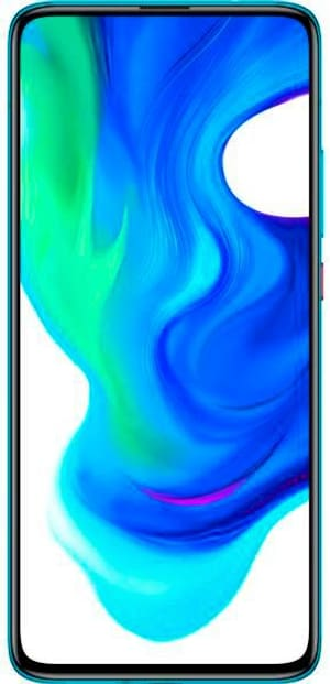 Pocophone F2 Pro (5G) 256 GB Blau