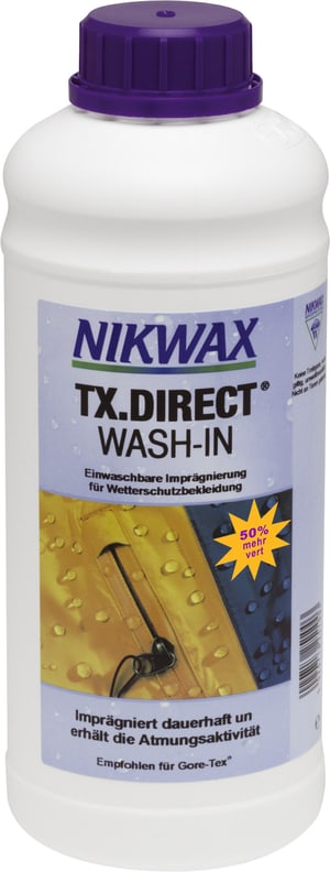 TX Direct Wash-In 1 L