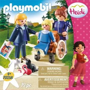 Clara con Papè 70258 Playmobil