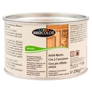 Cera per effetto antico 250 g Marrone antica 250 ml