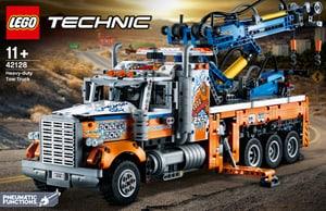 Technic Schwerlast-Abschleppwagen 42128