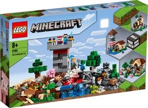 Minecraft™ 21161 La boîte de construction 3.0