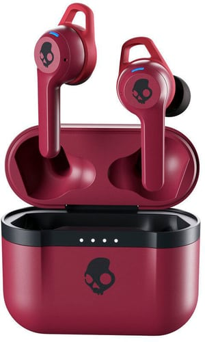 Indy Evo True Wireless - Deep Red