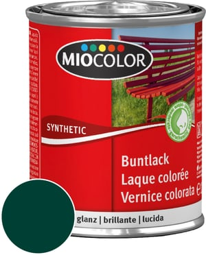 Synthetic Buntlack glanz Moosgrün 750 ml