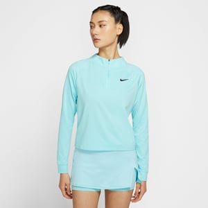 Court Dri-FIT Victory Long-Sleeve 1/2-Zip Top