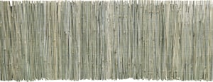 Natte en bambou 300 x 100 cm