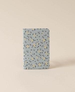 Notizbuchbuch Blumenmuster