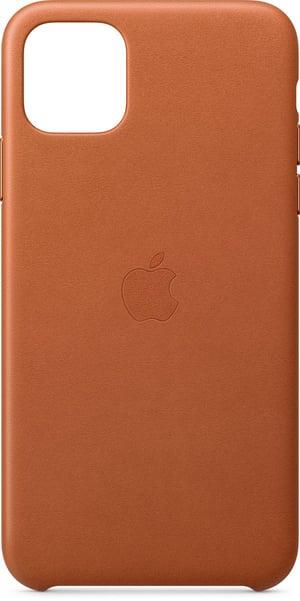iPhone 11 Pro Max Leder Case Braun