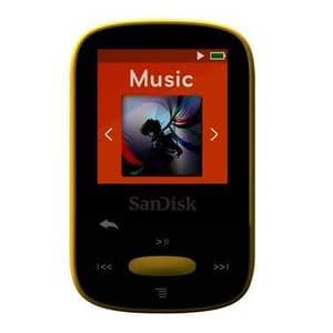 SanDisk Clip Sport 8Go jaune