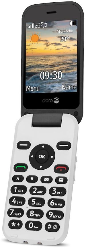 6620 (3G) black/white