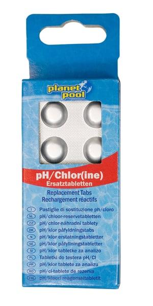 pH/cloro - Pastiglie di sostituzione