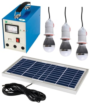 SunPower Solar Power-Set 6W