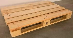 Palette pour la construction de meubles 120 x 80 cm