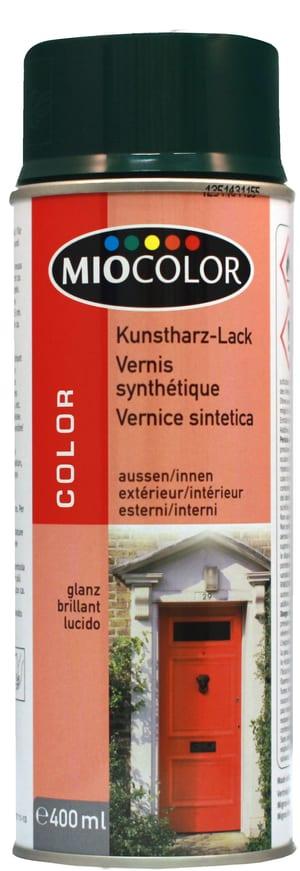 Vernice spray a base di resina sintetica