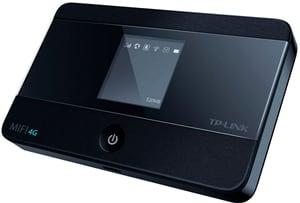 M7350 Pocket Hotspot LTE con batteria ricaricabile