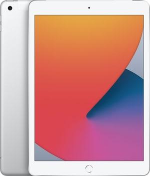iPad 8th LTE 10.2 128GB silver