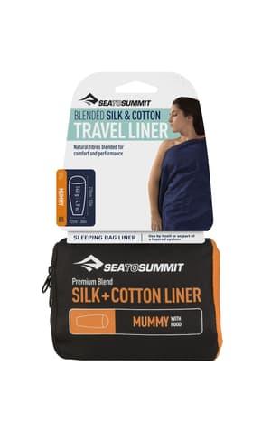 Silk-Cotton Liner Hood