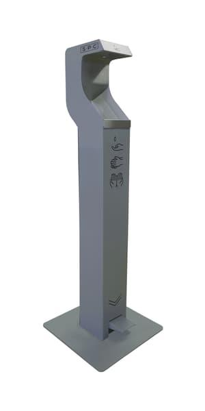 Sicuro-7 Tower grigio