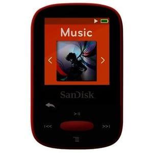 SanDisk Clip Sport 4Go rouge