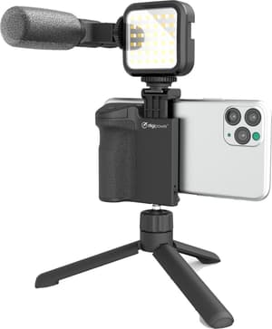 4-teiliges Vlogging Kit DPS-VLG4