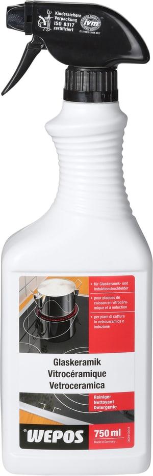 Detergente per vetroceramica