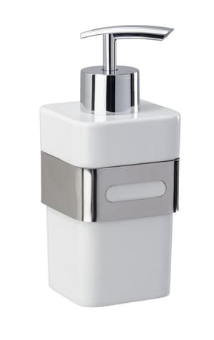 Dispenser Sapone In Acciaio Inox Premium Plus