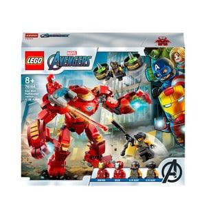 Marvel Super Heroes™ 76164 Iron Man Hulkbuster contre un agent de l