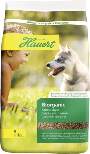 Biorganic engrais pour gazon, 5 kg