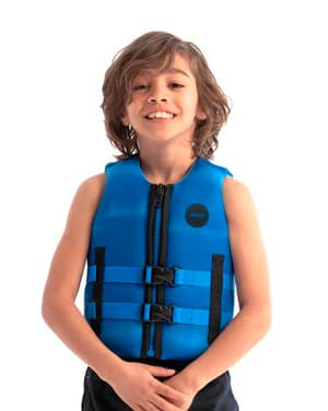 Neoprene Vest Youth Blue